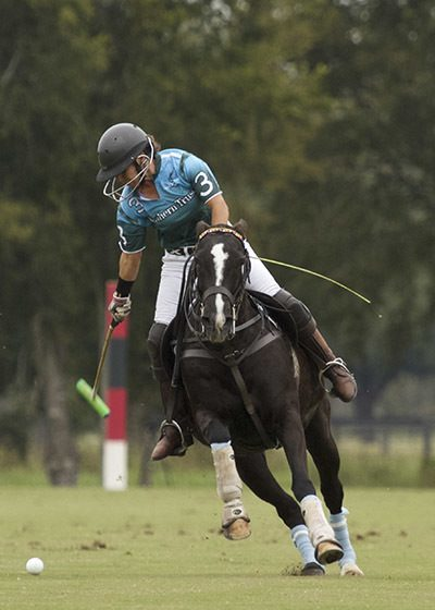 polo championship lady playing