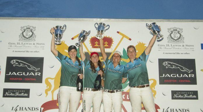 women open polo championship in USA