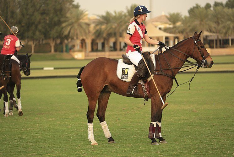 dubai polo team