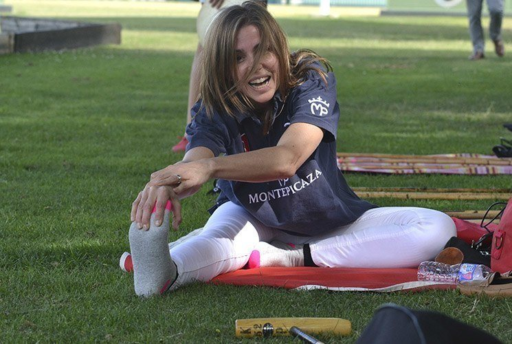 Club de Campo Villa de Madrid_fitness for polo