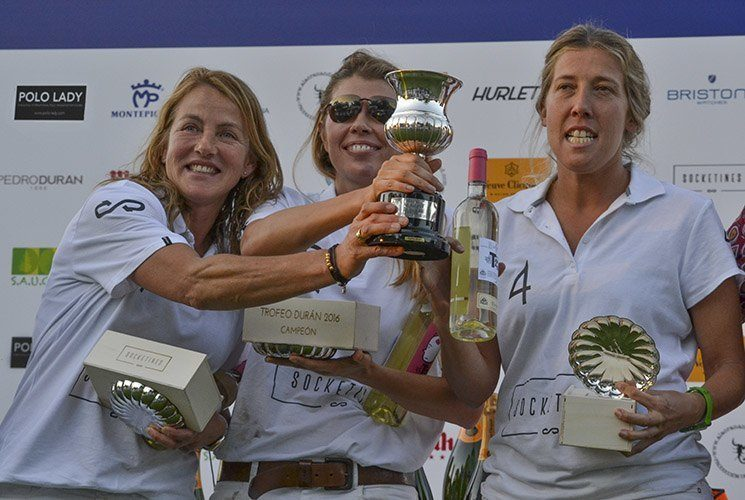 ladie's polo tournament Madrid