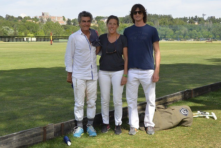 Club de Campo Villa de Madrid_polo players