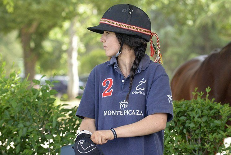 Club de Campo Villa de Madrid_polo women player