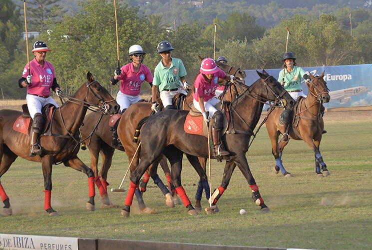 ladies cub ibiza polo club