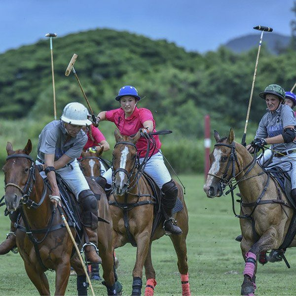 honolulu polo club