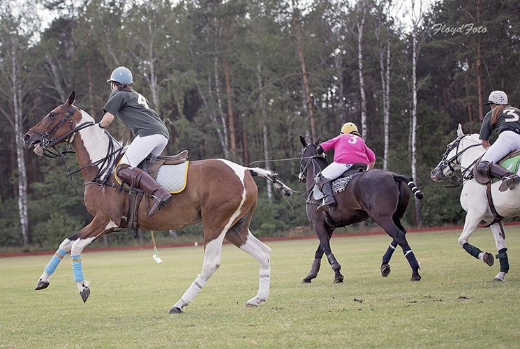polo women play