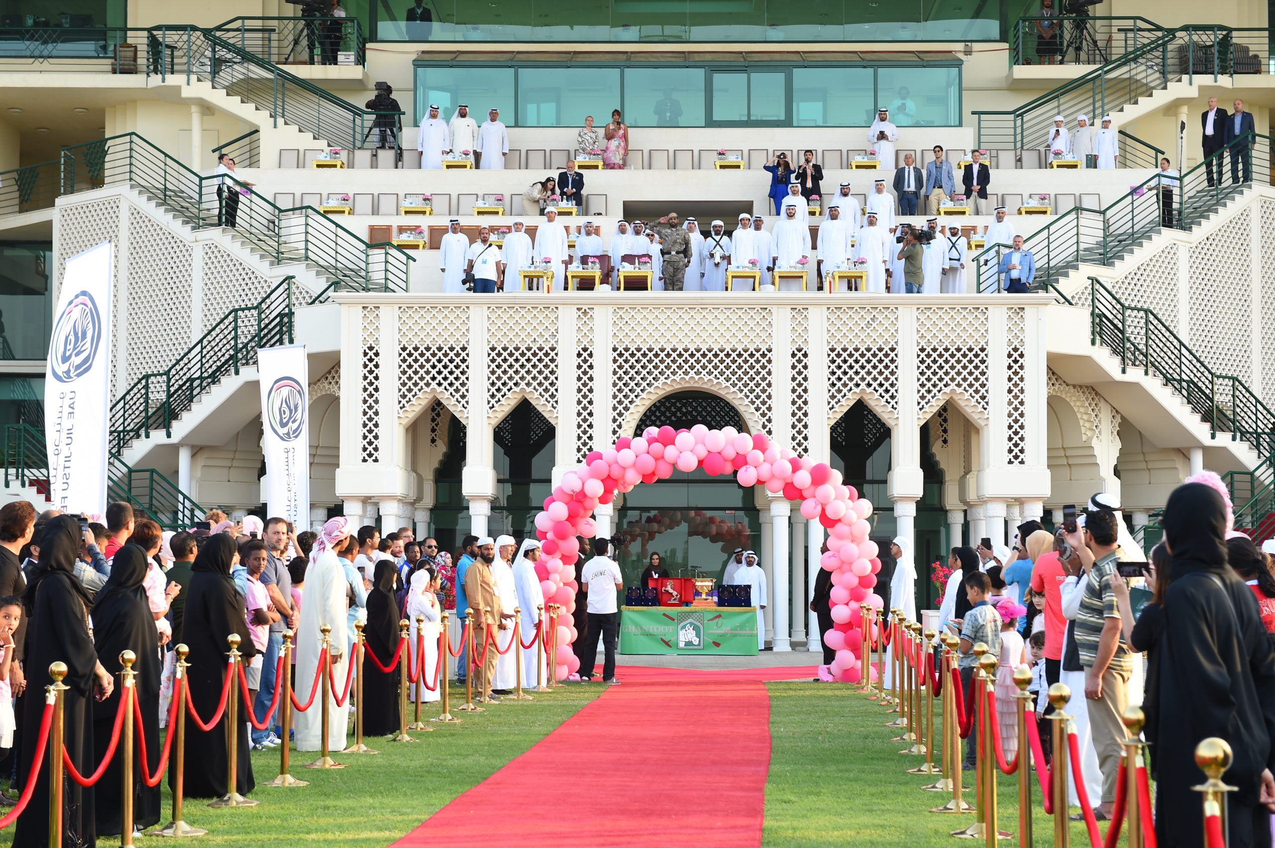 Event Activity Ghantoot Racing and Polo Club Pink Polo Day