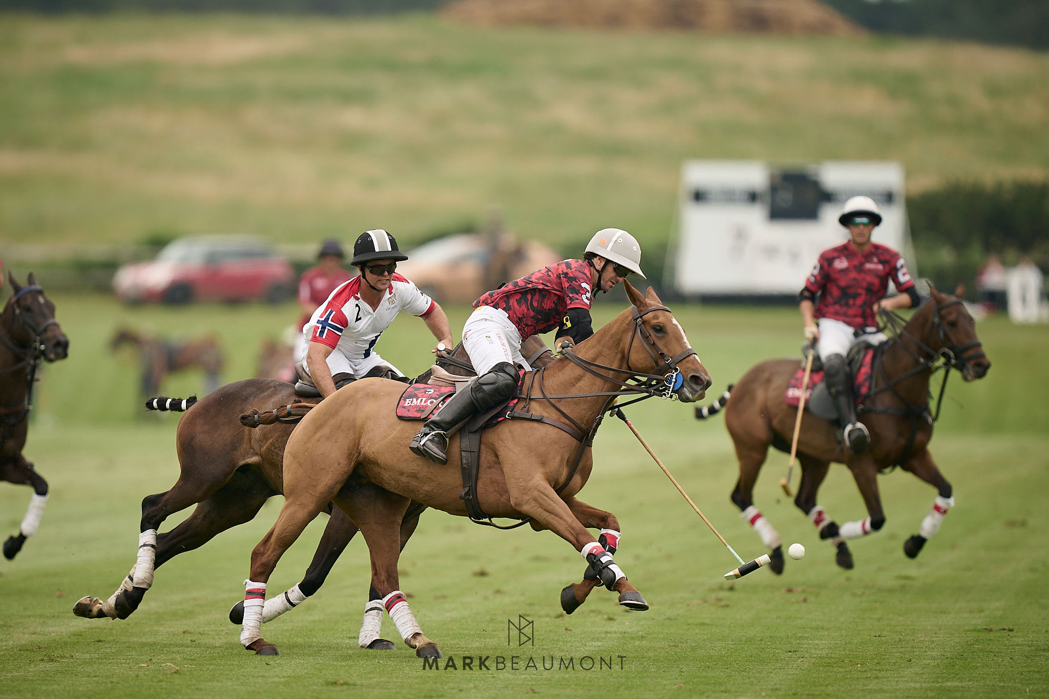 British Open Polo Championship Gold Cup Day 1