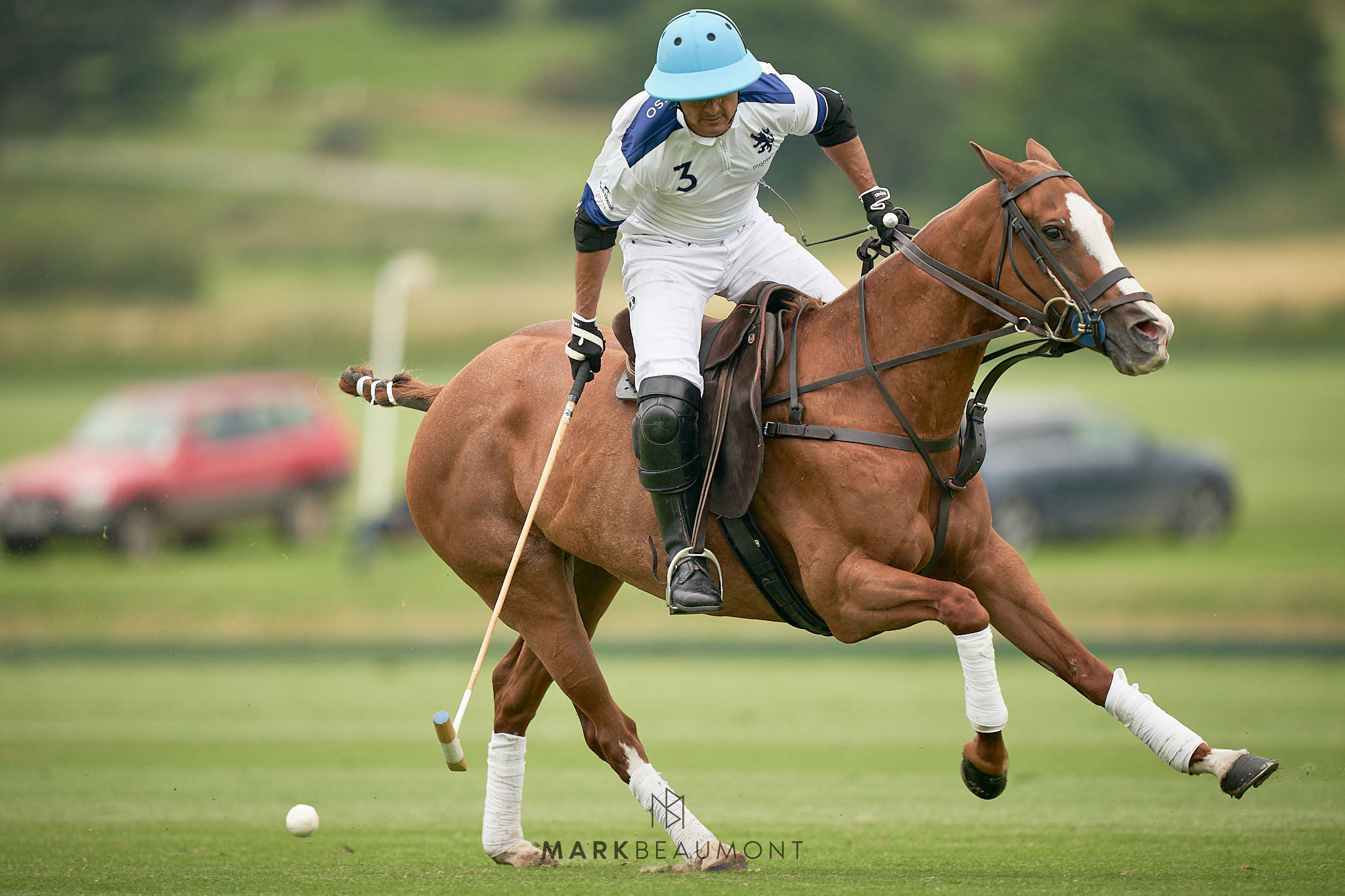 British Open Polo Championship Gold Cup Day 2