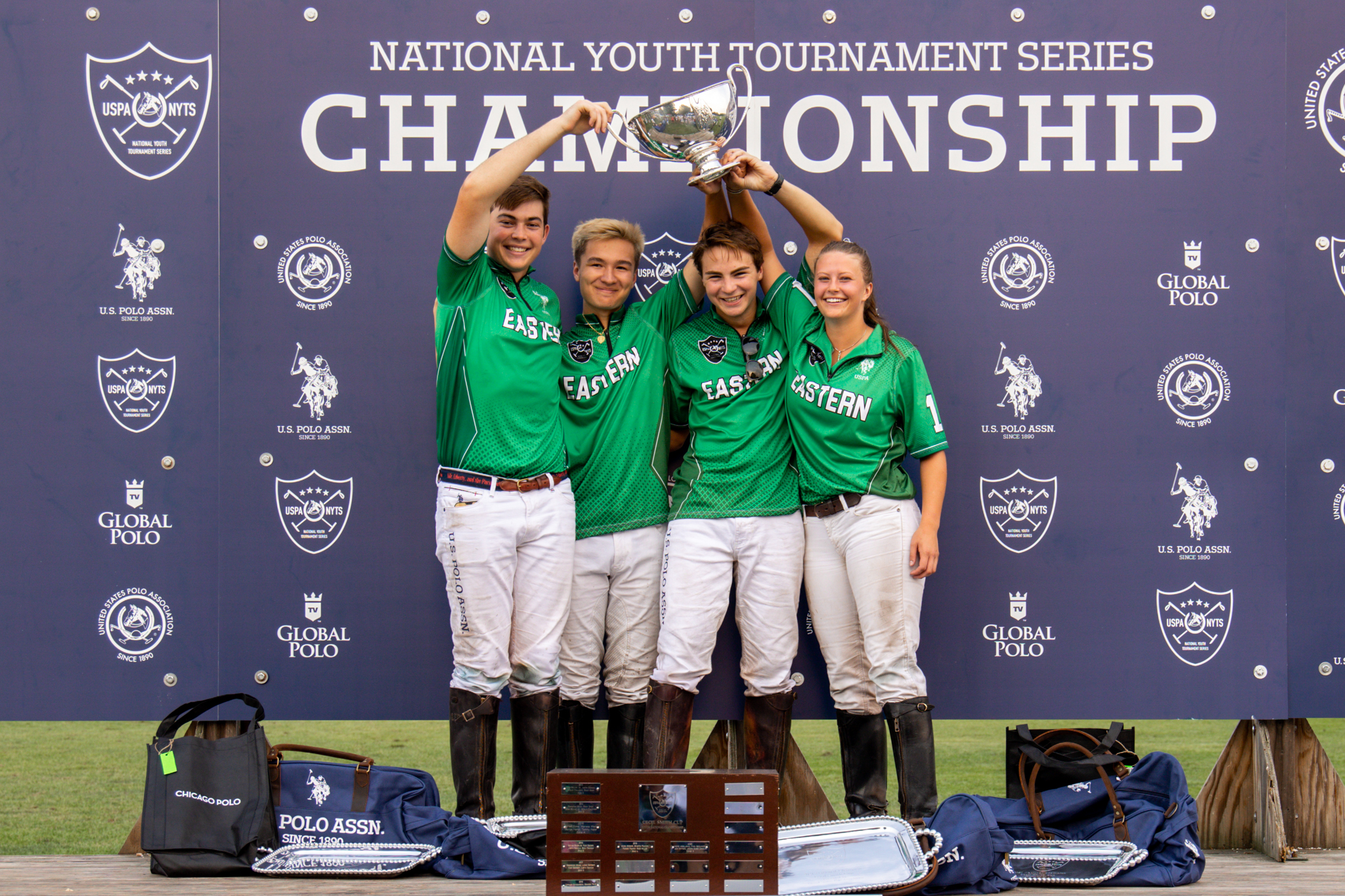 Eastern Region Wins Second Consecutive Cecil Smith Cup Trophy