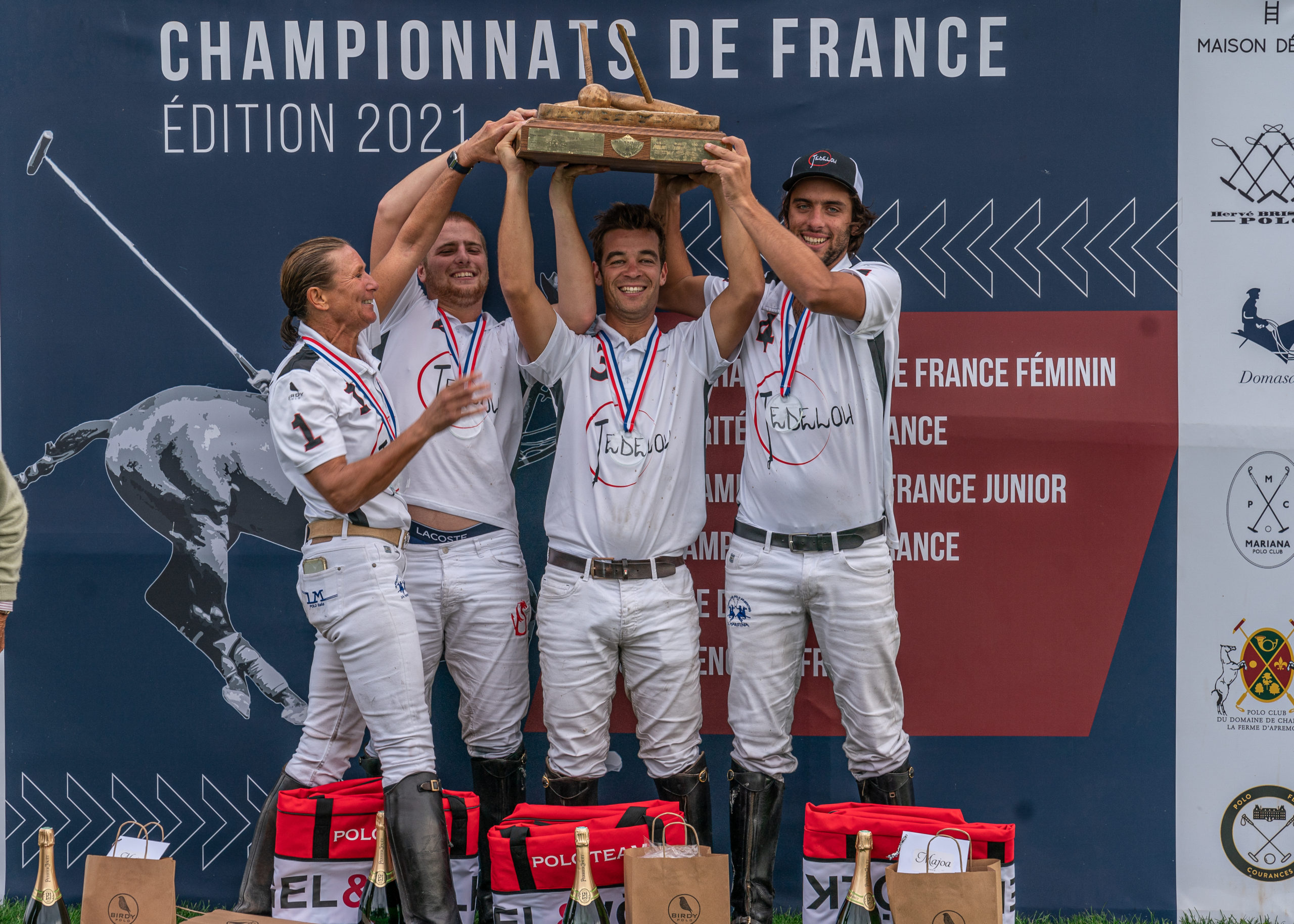 Isabelle Larenaudie's Perfect First French Season